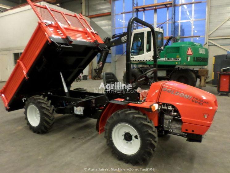 трактор колесный GOLDONI TRANSCAR 28 RS