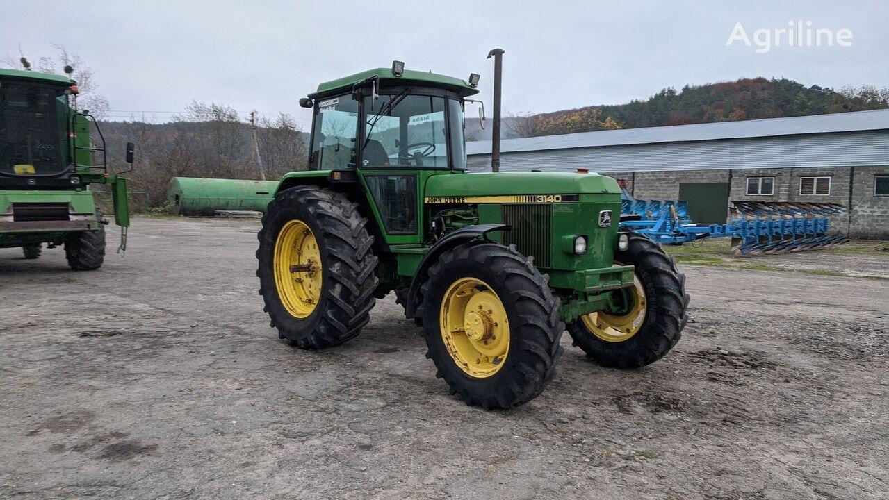 трактор колесный JOHN DEERE 3140