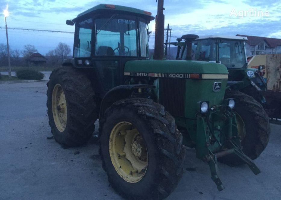 трактор колесный JOHN DEERE 4240 s