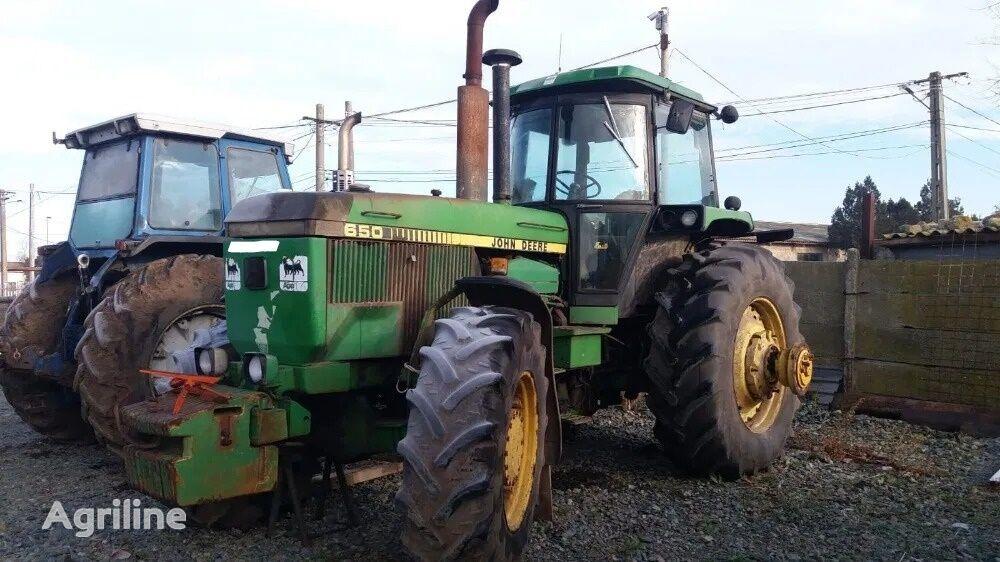 трактор колесный JOHN DEERE 4650 по запчастям