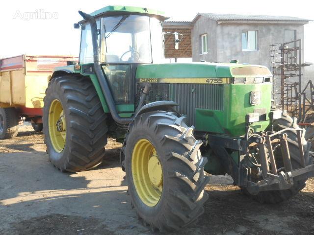 трактор колесный JOHN DEERE 4755
