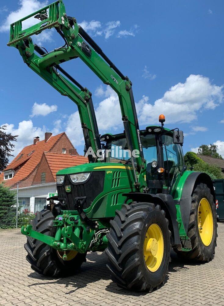 трактор колесный JOHN DEERE 6175 R Allrad Traktor