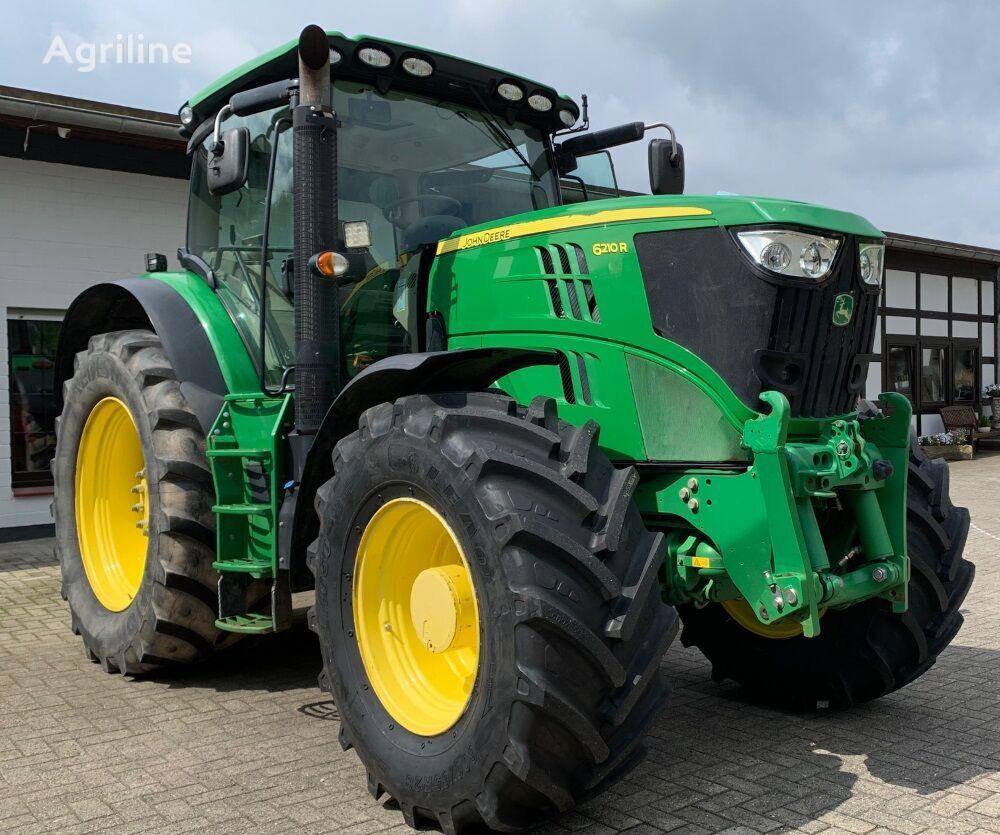 трактор колесный JOHN DEERE 6210R Allrad Traktor