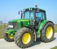 трактор колесный JOHN DEERE 6430