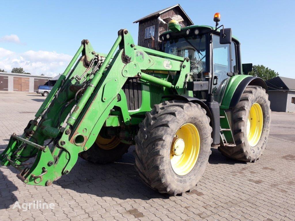 трактор колесный JOHN DEERE 6920