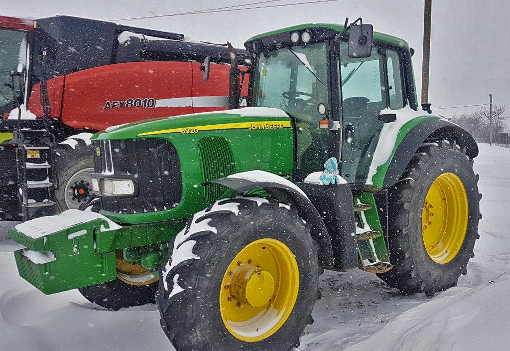 трактор колесный JOHN DEERE 6920 S (Вже в Україні)