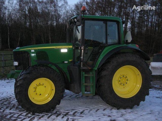 трактор колесный JOHN DEERE 6920S
