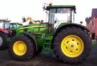 трактор колесный JOHN DEERE 7930