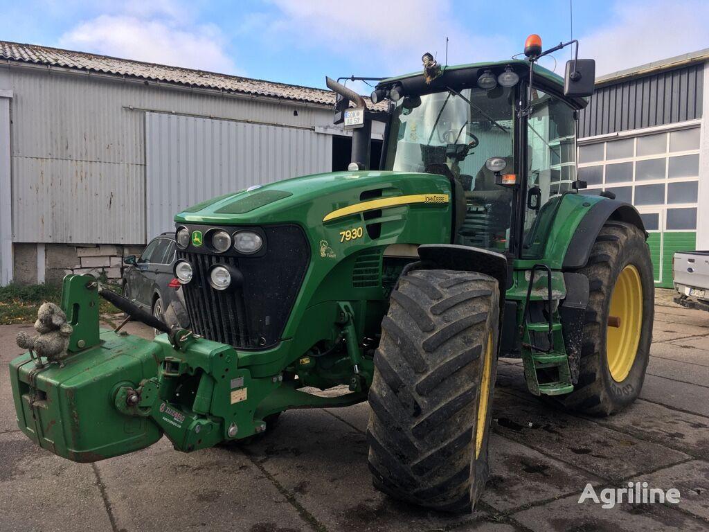 трактор колесный JOHN DEERE 7930 Premium