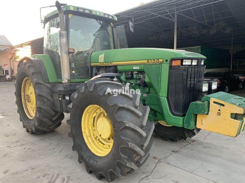 трактор колесный JOHN DEERE 8100