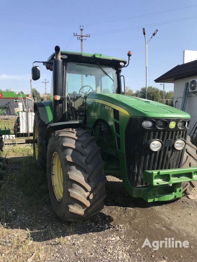 трактор колесный JOHN DEERE 8320 R (Лізинг, Кредит)