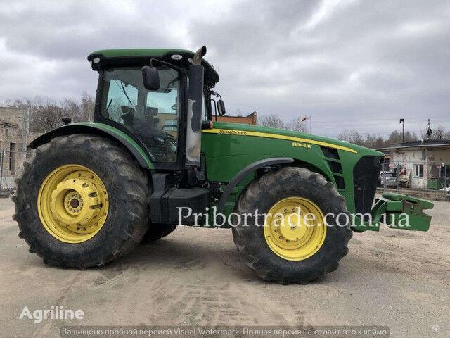 трактор колесный JOHN DEERE 8345R №205