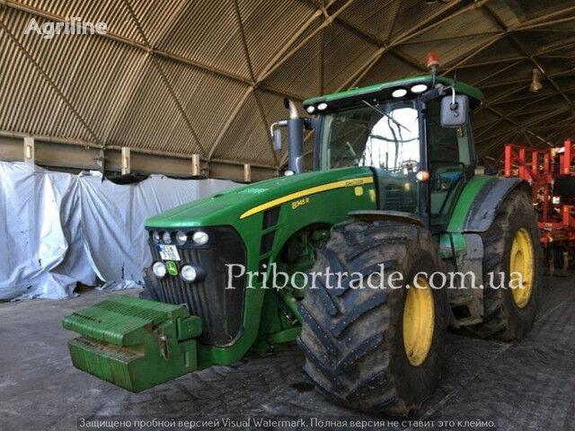 трактор колесный JOHN DEERE 8345R GOOD CONDITION IN USA №208