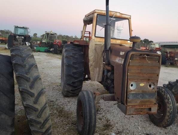 трактор колесный MASSEY FERGUSON 275