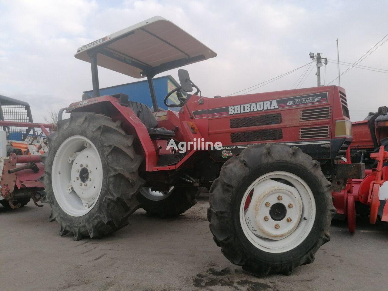 трактор колесный SHIBAURA D335f