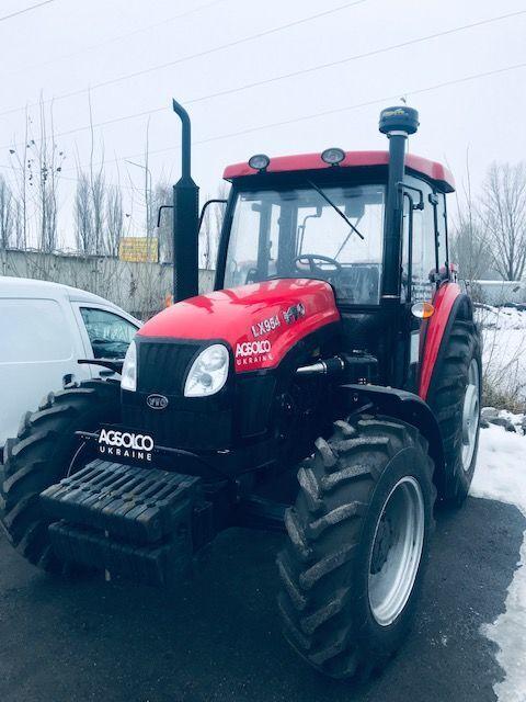 новый трактор колесный YTO LX954 Premium NAVI