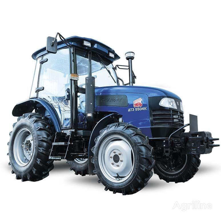 новый трактор колесный ДТЗ 5504К