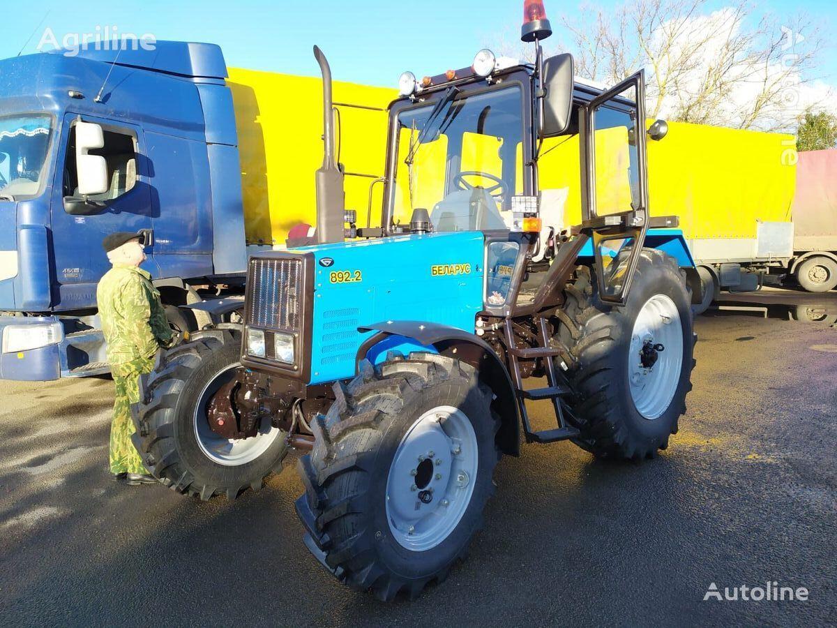 новый трактор колесный МТЗ 892.2