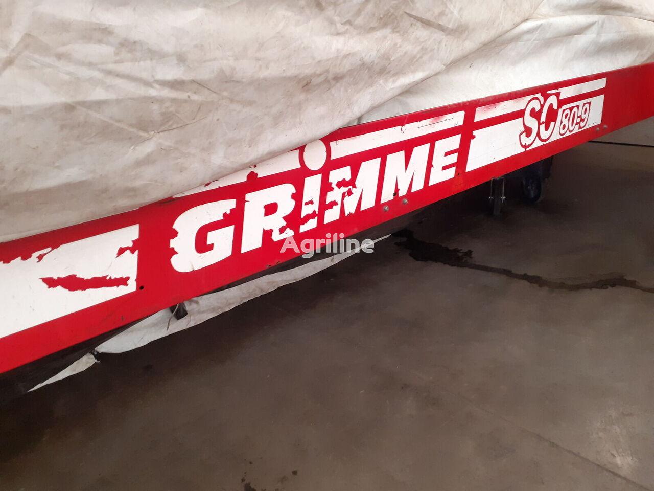 транспортер GRIMME SC 80-9