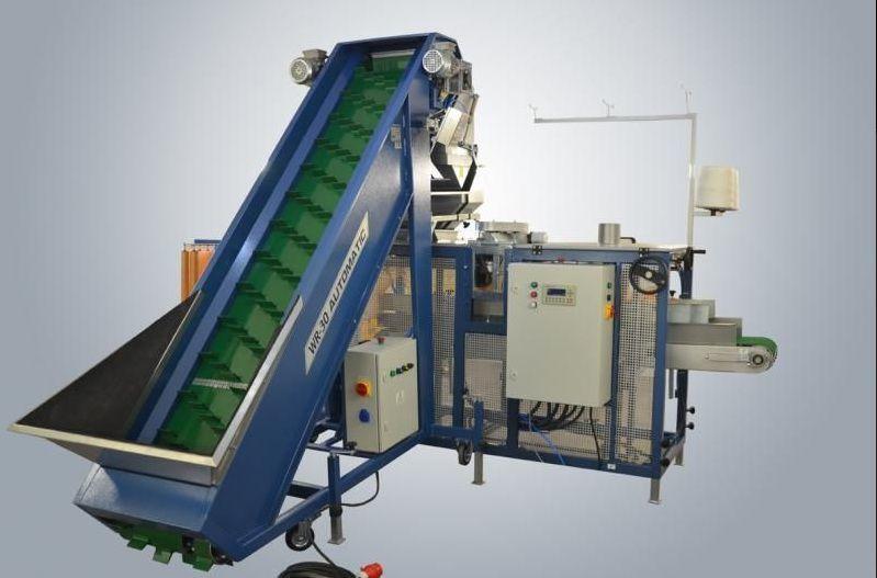 упаковочная машина Весовой дозатор для овощей+упаковщик в рашель-мешки