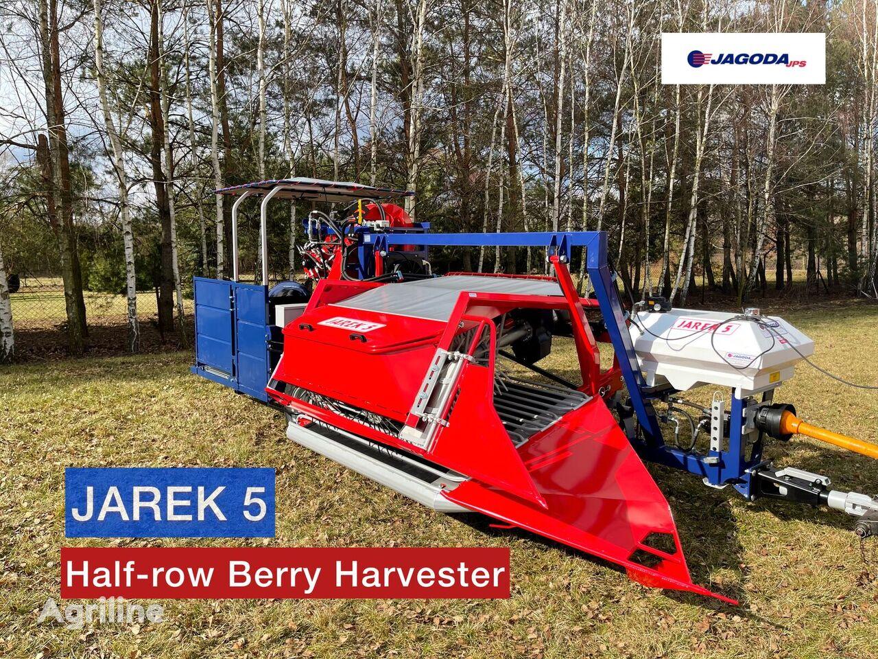 новый ягодоуборочный комбайн JAGODA Beeren Erntemaschine / Aronia Harvester / Récolteuse de cassis J