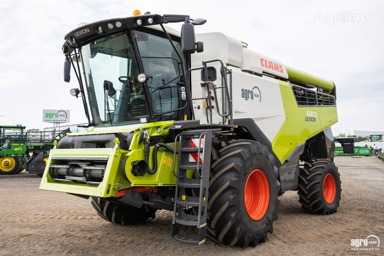 зерноуборочный комбайн CLAAS  Lexion 6800 APS DEMO (228/387 hours) 6 straw walkers, 7,7 m V77