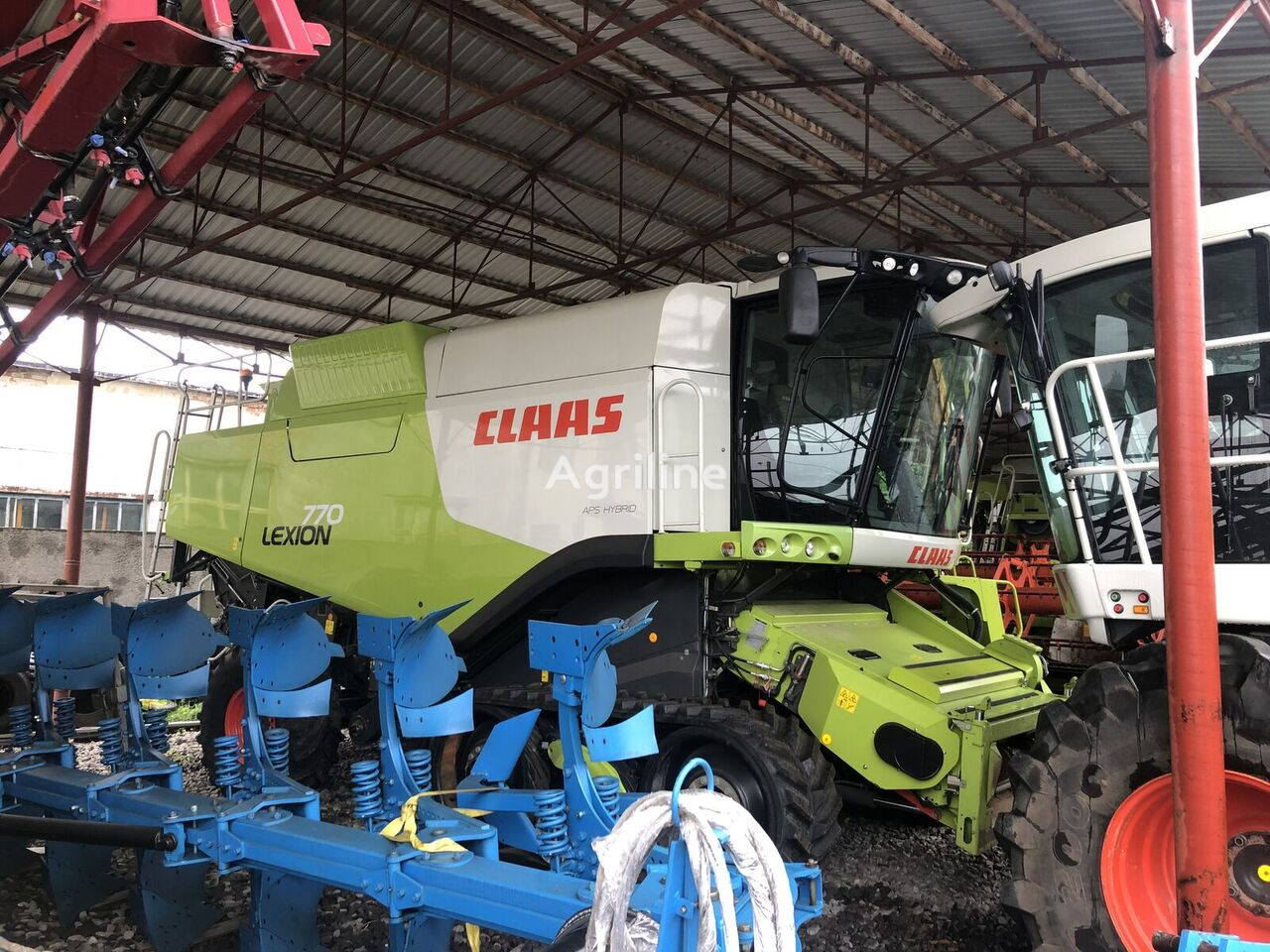 зерноуборочный комбайн CLAAS Lexion 770