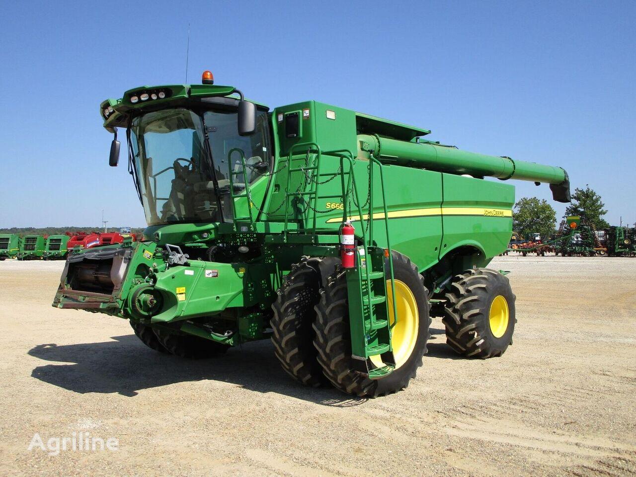зерноуборочный комбайн JOHN DEERE S680
