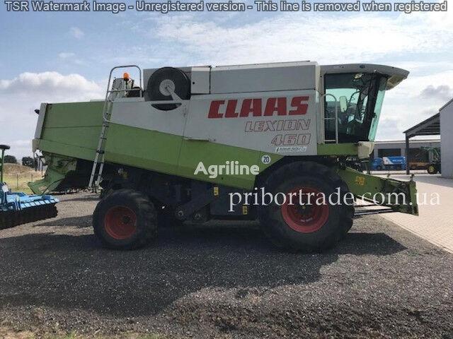 зерноуборочный комбайн CLAAS Lexion 460 ЛИЗИНГ ЗВОНИТЕ