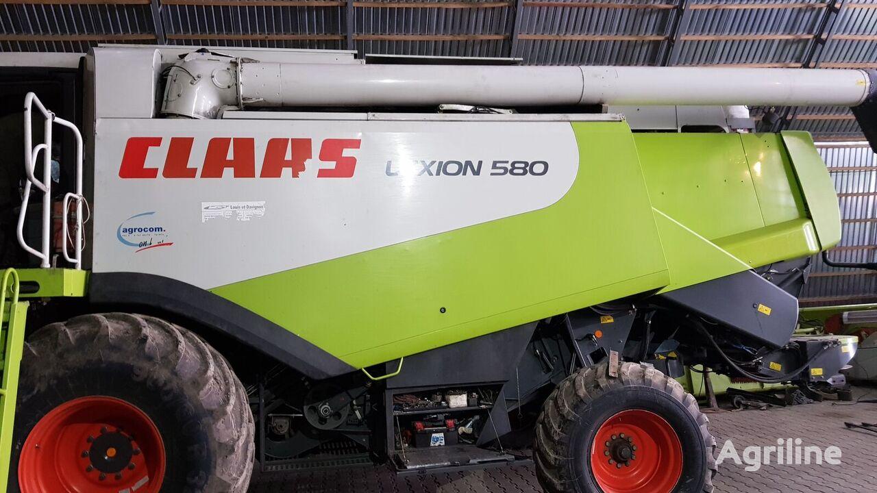 зерноуборочный комбайн CLAAS Lexion 580