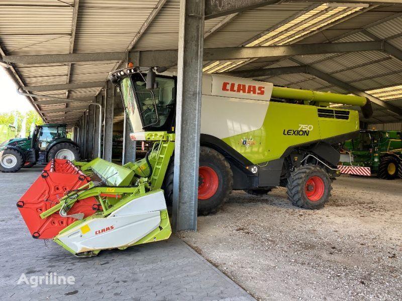 зерноуборочный комбайн CLAAS Lexion 750