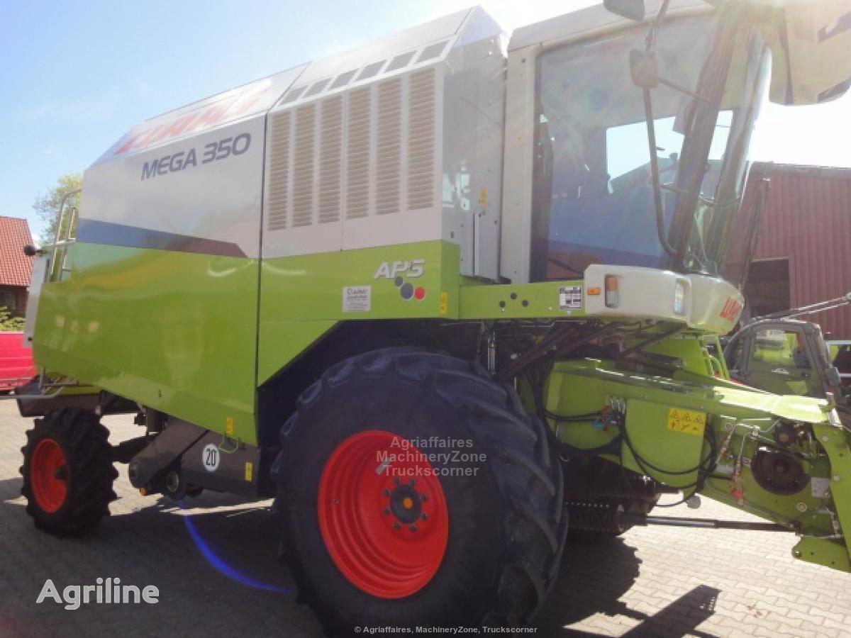 зерноуборочный комбайн CLAAS Mega 350