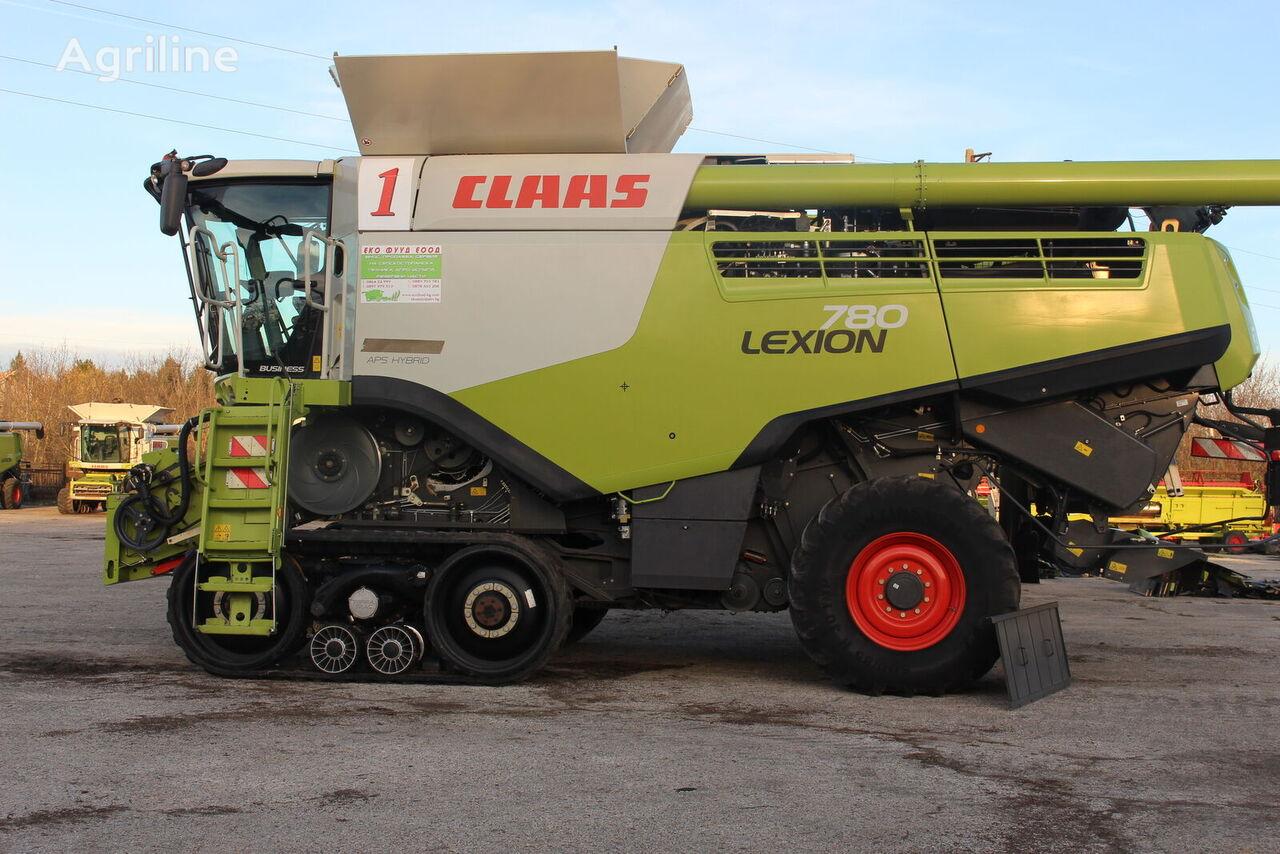 зерноуборочный комбайн CLAAS lexion 780 tt