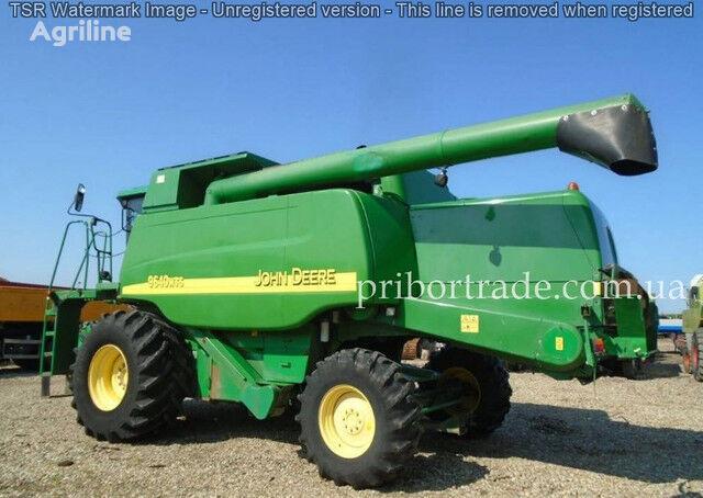 зерноуборочный комбайн JOHN DEERE 9640 WTS