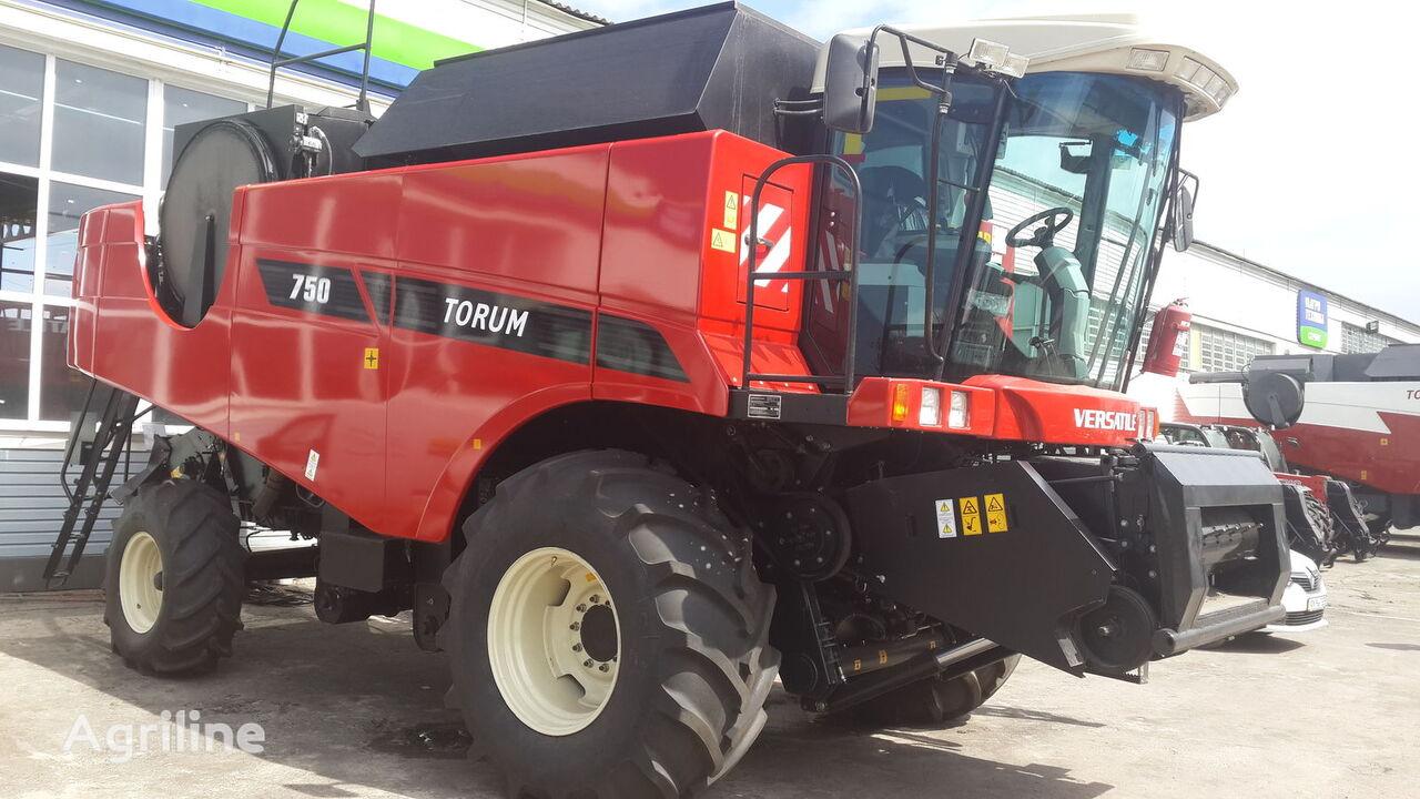 новый зерноуборочный комбайн VERSATILE Torum 750