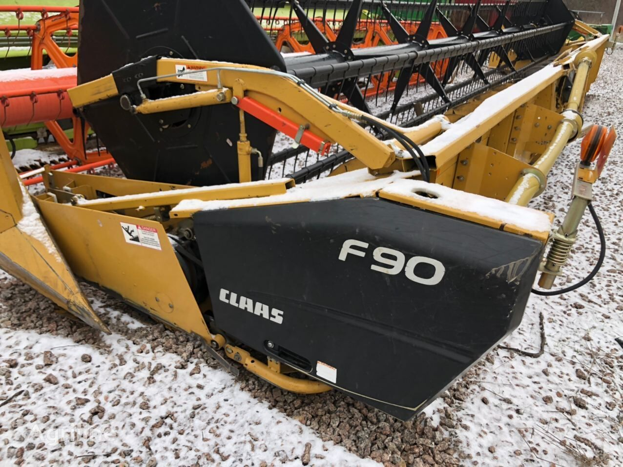 жатка зерновая CLAAS F900