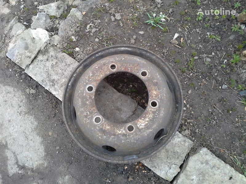 грузовой диск колесный man