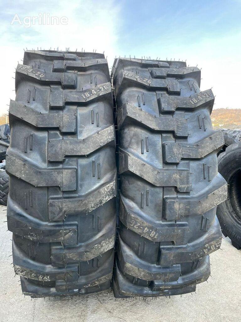 новая шина для трактора 18.4-26 cauciucuri buldoexcavator made in RUSIA anvelope jcb 3cx