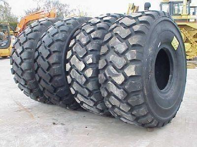 новая шина для фронтального погрузчика Michelin 26.50- 25.00