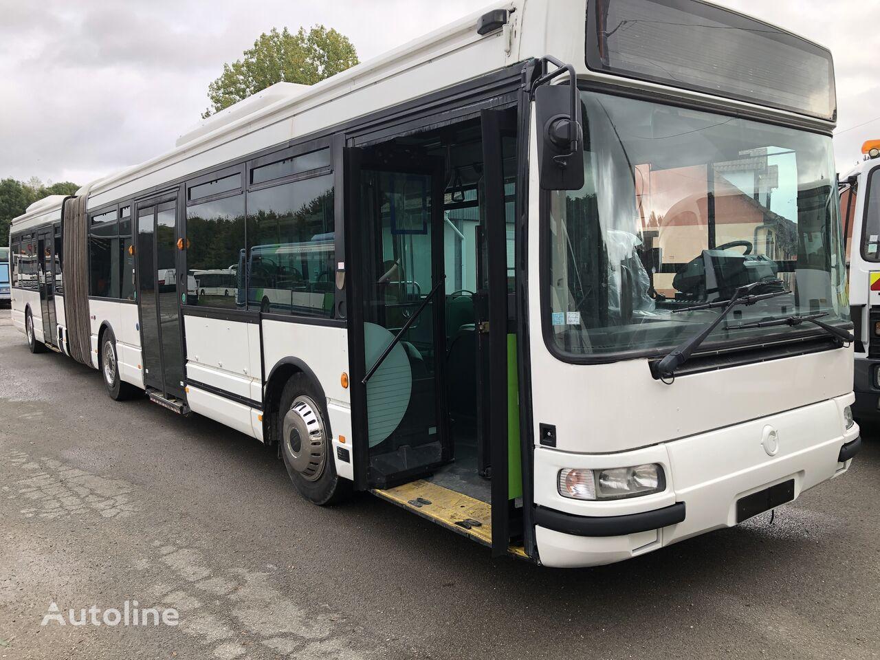 сочлененный автобус IRISBUS AGORA
