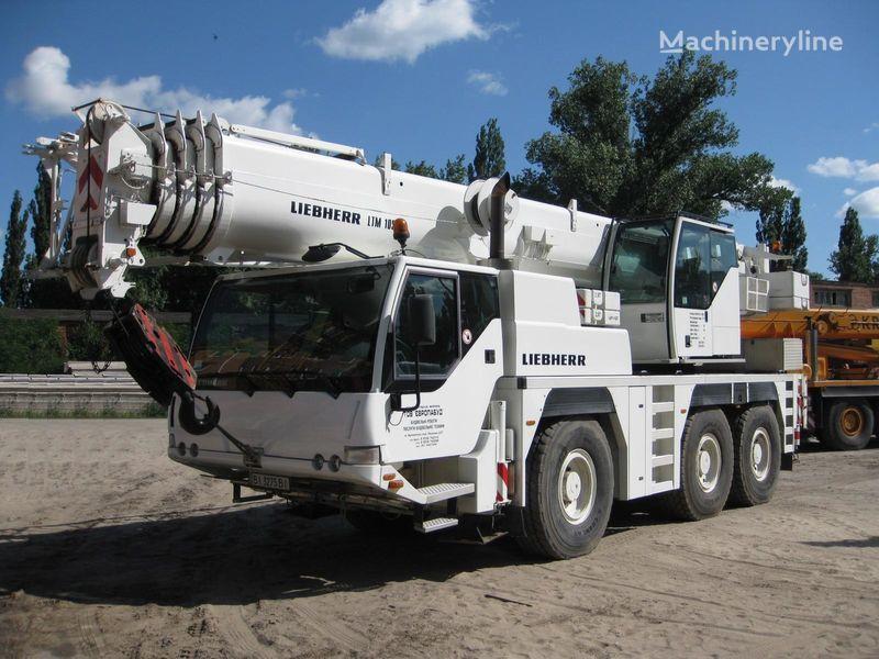 автокран LIEBHERR LTM-1055