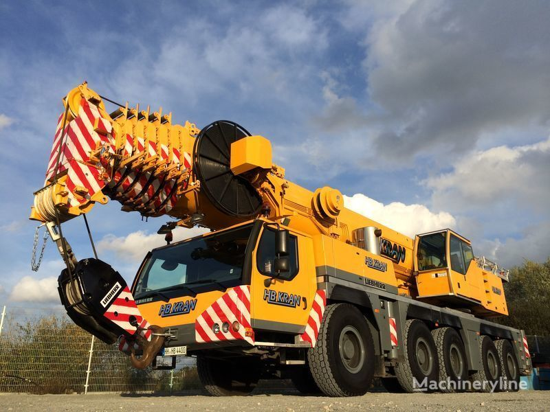 автокран LIEBHERR LTM1200-5.1 (SOLD)