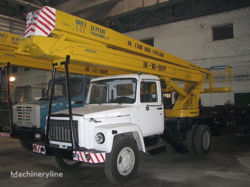 автовышка ГАЗ ВС—18-01 РГ