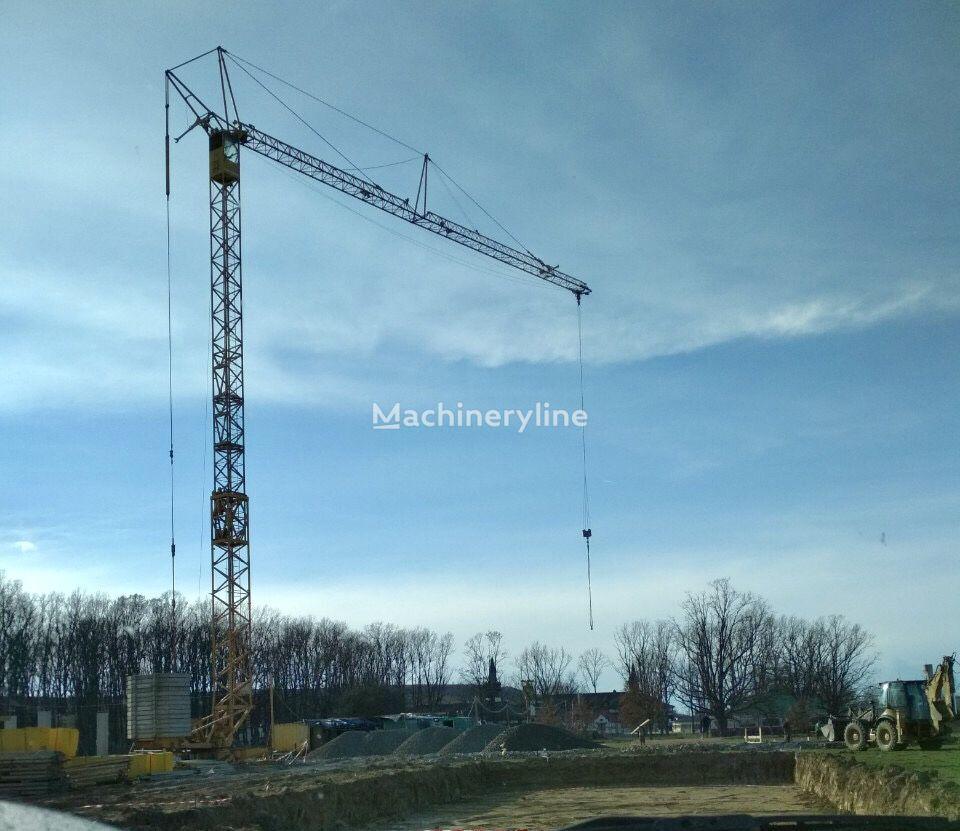 башенный кран LIEBHERR 63k