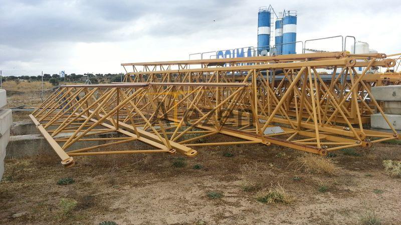 башенный кран POTAIN soima SGT 85 opcion base