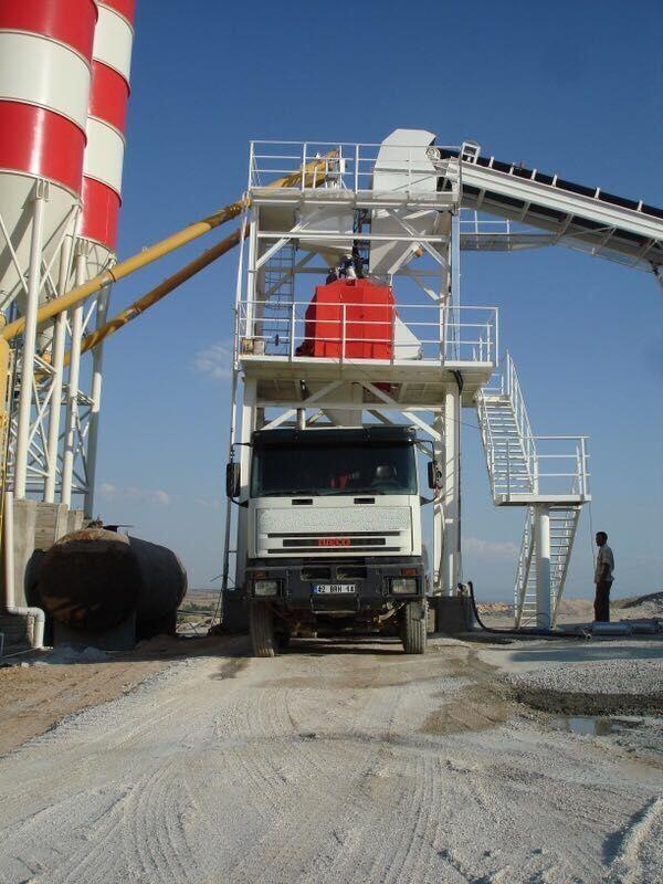 новый бетонный завод CONMACH BATCHKING-60