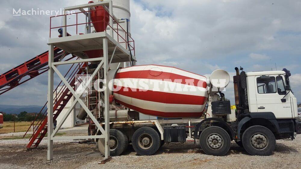 новый бетонный завод CONSTMACH DRYMIX 60 m3h DRYTYPE CONCRETE PRODUCTION FOR SALE