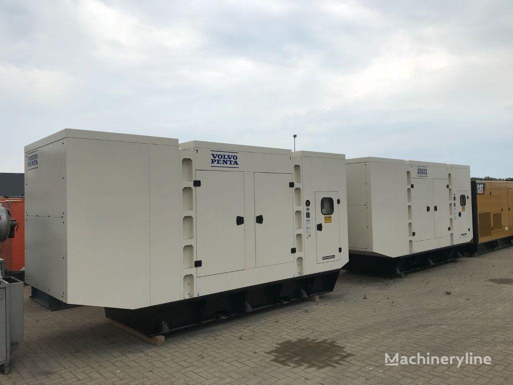 новый дизельный генератор VOLVO Stamford 550 KVA TAD 1641 GE Super Silent Nieuw