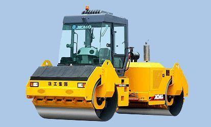 новый дорожный каток XCMG XD121