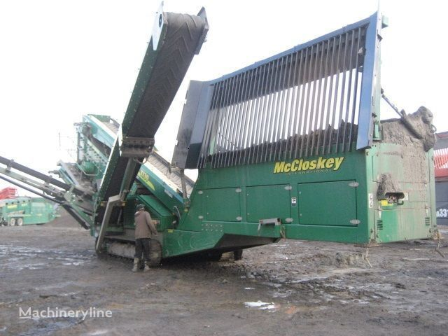 дробильная установка McCLOSKEY S130 - 3 deck